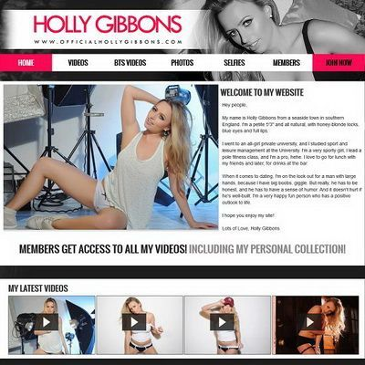 Official Holly Gibbons