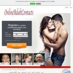 Online Adult Contacts Free Porn Passwords
