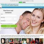 Online Dater Base Login and Password