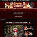 Pain Vixens Quality Porn Pass