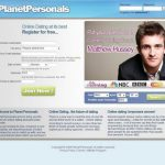 Planet Personals Create Account