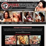 Pure Smoking Ultimate Porn Password