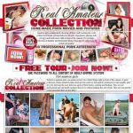 Real Amateur Collection Free XXX Passwords