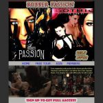 Rubber Passion Daily XXX Passwords