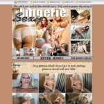 Sexy Lingerie Ultimate Porn Password