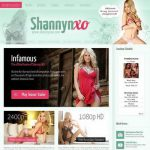 Shannyn XO Username and Password