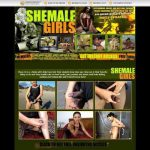 Shemale Girls User And Pass to Paysites