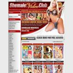 Shemale Video Club Username and Password