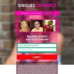 Singles Connect Username and Password