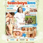 Teen Boys Love Login and Password