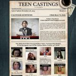 Teen Castings Daily Porn Pass