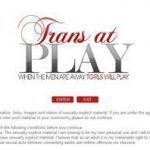 Trans At Play Ultimate Porn Password