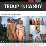 Troop Candy Daily XXX Passwords