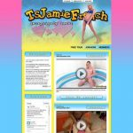TS Jamie French Create Account