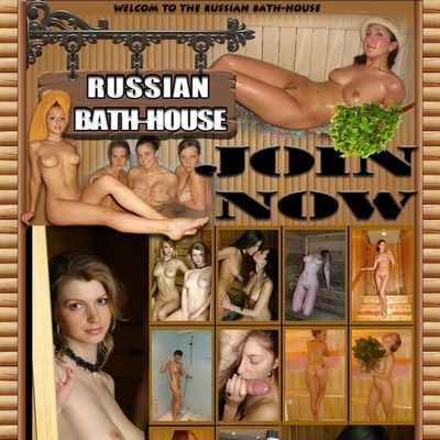 welcome to the russian bath-house