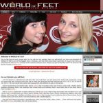 World Of Feet Free Porn Passwords