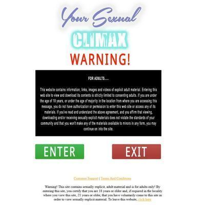 Your Sexual Climax