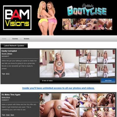 BamVisions Free Porn Passes