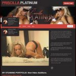 PriscillaPlatinum User And Pass to Paysites