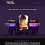 MeetLocalMilfs User And Pass to Paysites