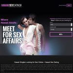 HawaiiSexDating User And Pass to Paysites