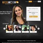 NativeAmericanSinglesChat User And Pass to Paysites