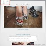 Kinky Chicks Porn Websites Hacked and Leaked