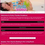 Kinky Florida Amateurs How to View