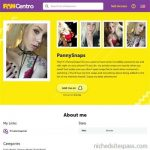 Panny Snaps Create a New Account