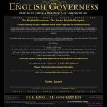 The English Governess Where To Find Porn Pass
