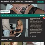 Stockings And High Heels Porn Passwords And Login