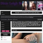 Dixie Leigh Belle VIP Account