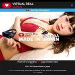 Virtual Real Japan Porn Site Access Passwords