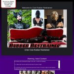 Club Rubber Restrained How Make Account