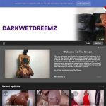 Dark Wet Dreemz Password For Private Porn
