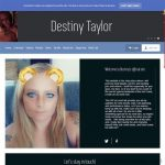 Destiny Taylor Hacked Passwords For Porn Sites