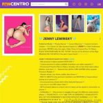Jenny Lewinsky Username And Passwords For Porn Site