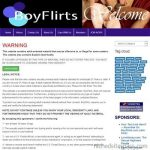 Boy Flirts List Of Passwords To Porn Sites