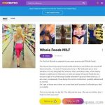 Whole Foods MILF Porn Forum Password