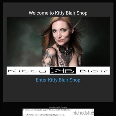 Kitty Blair Shop
