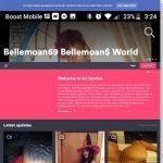 Bellemoan69 High Quality Premium Accounts