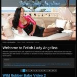 Fetish Lady Angelina Free Or Hacked Passwords To Porn